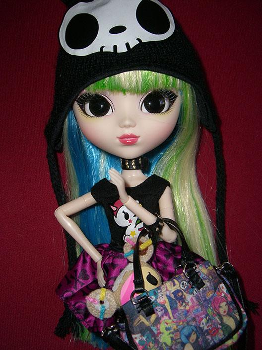 картинки куклы пуллип токидоки подарками