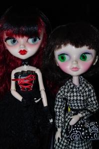 Vampire Girl and Pinocchio